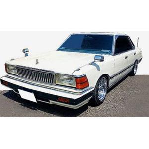 1/43 Nissan Cedric (P430) 4Door Hardtop 280E Brougham White ※Wire-Wheel【IG1452】 ignitionモデル