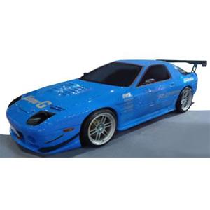 1/18 Mazda RX-7 (FC3S) RE Amemiya Light Blue【IG1519】 ignitionモデル