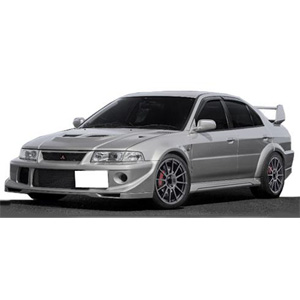 1/18 Mitsubishi Lancer Evolution VI GSR T.M.E (CP9A) Silver【IG1554】 ignitionモデル