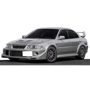 1/18 Mitsubishi Lancer Evolution VI GSR T.M.E (CP9A) Silver【IG1554】 ignitionモデル