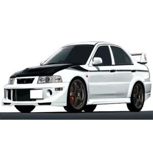 1/18 Mitsubishi Lancer Evolution VI GSR T.M.E (CP9A) White【IG1555】 ignitionモデル