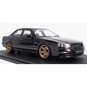 1/43 Nissan Skyline 25GT Turbo (ER34) Black【IG1614】 ignitionモデル