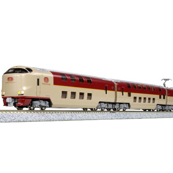 [鉄道模型]カトー (Nゲージ) 10-1565 285系3000番台 サンライズエクスプレス(パンタグラフ増設編成) 7両セット
