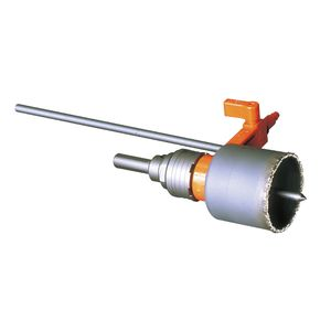 SLT045PB ミヤナガ Sロック タイルホールソー 45mm PB給水セット