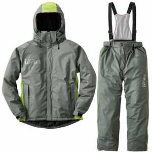 No.30615211 リプナー 油に強い防水防寒スーツ サーレ(グレー・LL) LIPNER