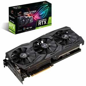 STRIX-RTX2060-O6G-G エイスース PCI Express 3.0 x16対応 グラフィックスボードASUS ROG-STRIX-RTX2060-O6G-GAMING