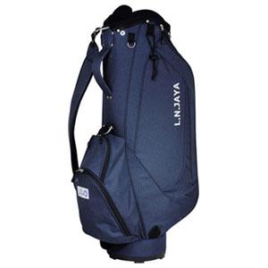 【オンライン限定商品】 LNCB-7253 NAVY エルエヌジャヤ NAVY キャディーバック(ネイビー・8.5型・48インチクラブ対応) LNCB-7253 L.N.JAYA L.N.JAYA, 大栄ペイント:4c5e5b37 --- neuchi.xyz