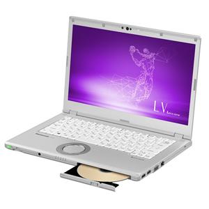 CF-LV7CDGQR パナソニック 14.0型 ノートパソコン Let's note LVシリーズ Let's note 2019年 春モデル(Core i5/メモリ 8GB/SSD 256GB/Office H&B 2019)