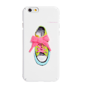 絶品 HM5131I6P Happymori iPhone6 Plus用 シェルケース Plus Bar for OUTLET SALE スニーカー Vivid