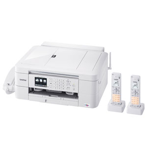 MFC-J998DWN ブラザー A4対応 インクジェット FAX複合機(コードレス受話器2台) brother PRIVIO(プリビオ) [MFCJ998DWN]