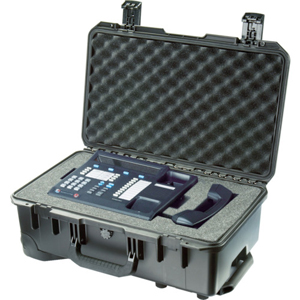 IM2500NFBK PELICAN PRODUCTS ストームケース ミディアムケース(キャスター付き・ウレタンフォームなし) ペリカン