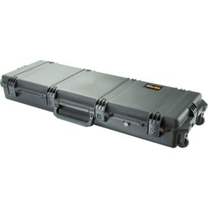IM3200NFBK PELICAN PRODUCTS ストームケース ロングケース(キャスター付き・ウレタンフォームなし) ペリカン