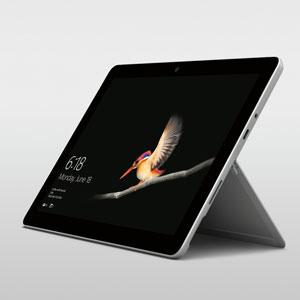 MHN-00017 マイクロソフト Surface Go 64GB 4GB モデル [メモリ 4GB/ストレージ 64GB]【Office 2019 搭載モデル】