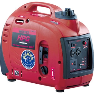 HPG900I ワキタ エンジン発電機 HPG-900I ガソリン発電機