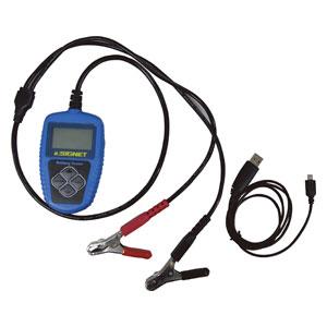 47246 SIGNET バッテリーアナライザー (12V専用) シグネット バッテリーチェッカー