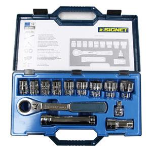 20545 SIGNET 13PC ボルテックスソケットセット(差込角30mm) シグネット
