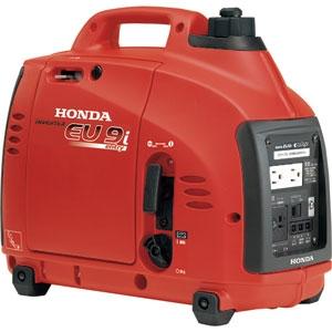 当季大流行 900VA(交流/直流) HONDA 防音型インバーター発電機 ガソリン発電機:Joshin ホンダ 家電とPCの大型専門店 EU9i web-DIY・工具