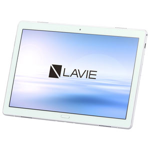 PC-TE510JAW NEC 10.1型タブレットパソコン LAVIE Tab E TE510/JAW