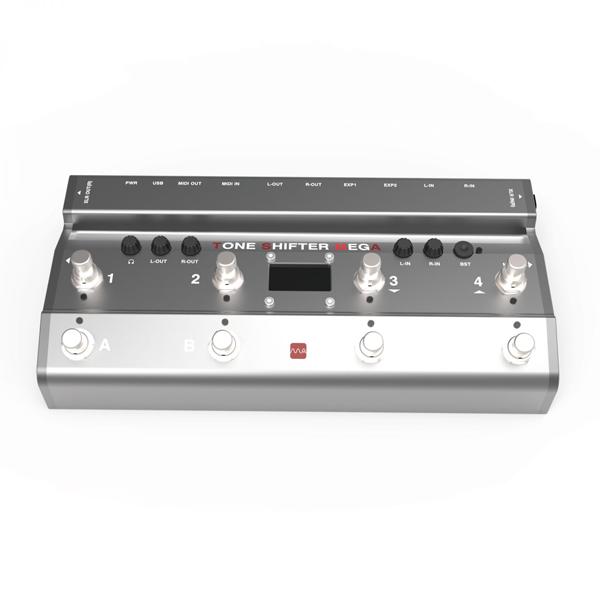 TONESHIFTER-MEGA MeloAudio MIDIコントローラー&MAC/PC/iOS対応オーディオインターフェース MeloAudio