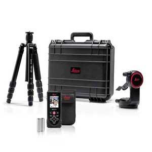 DISTOX4SET TJMデザイン レーザー距離計ライカディストX4キット Leica タジマ
