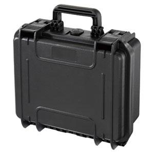 M300-BK MAX マックスケース(ブロックウレタン付)(ブラック) アタッシュタイプ