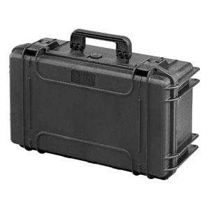 M520-BK MAX マックスケース(ブロックウレタン付)(ブラック) キャリータイプ