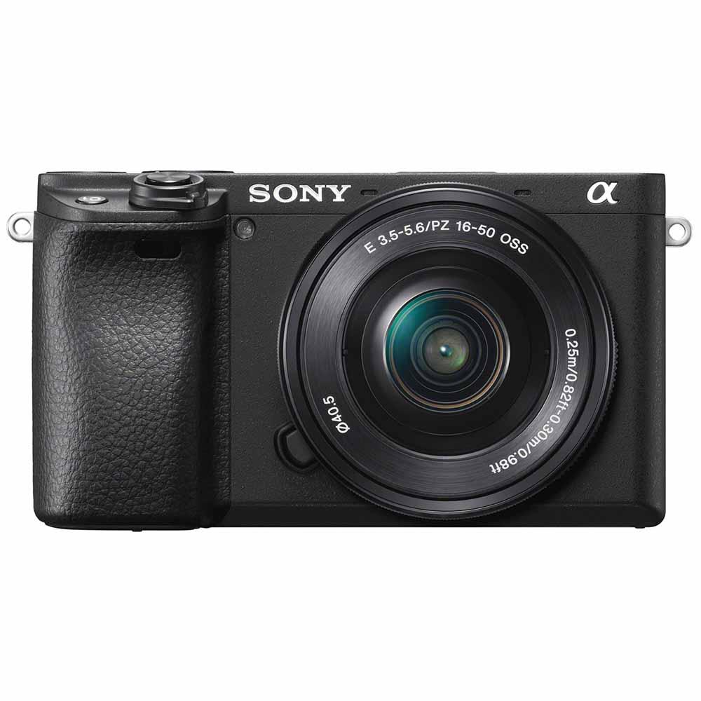 ILCE-6400L-B ソニー ミラーレス一眼カメラ「α6400」パワーズームレンズキット(ブラック) SONY