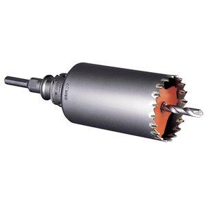 PCSW125R ミヤナガ ポリクリック Sコア SDSセット(125×130mm)