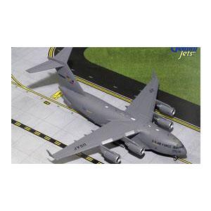 1/200 C-17 アメリカ空軍 シャーロット ANG #00183【G2AFO787】 Gemini200