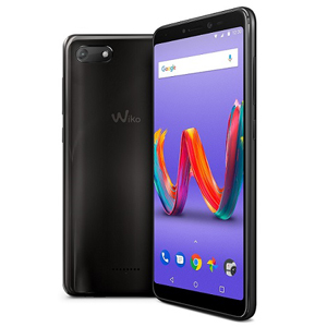 W-V600-MR Wiko(ウイコウ) Wiko Tommy3 Plus Anthracite Mirror
