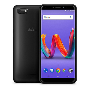 W-V600-BK Wiko(ウイコウ) Wiko Tommy3 Plus Anthracite Matte