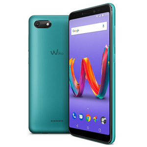 W-V600-BL Wiko(ウイコウ) Wiko Tommy3 Plus Bleen