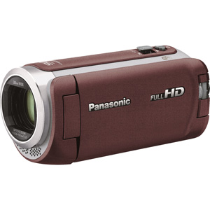 HC-W590M-T パナソニック デジタルハイビジョンビデオカメラ「HC-W590M」(ブラウン)