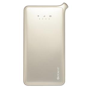 U2S-GOLD GLOCALNET モバイルルータ(クラウドWi-Fi) ゴールド