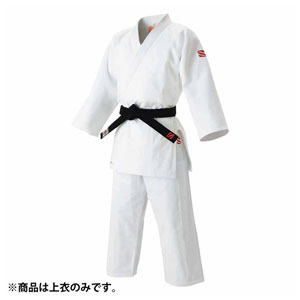 HYK-JOAC3YF 九櫻 師範・一般用 伝統的柔道衣(旧規格) 上衣のみ(ホワイト・3YF) 全日本柔道連盟認定