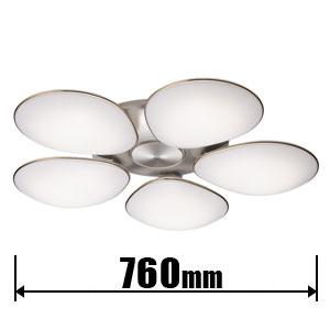 GCH50003 タキズミ LEDシーリングライト【カチット式】 TAKIZUMI フラワーシリーズ [GCH50003]