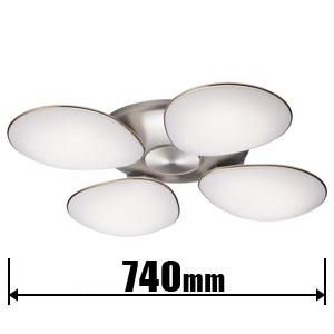 GCH40003 タキズミ LEDシーリングライト【カチット式】 TAKIZUMI フラワーシリーズ