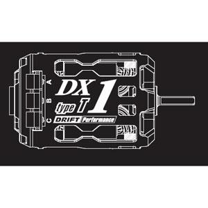 ドリフト専用ハイパフォーマンス DX1T 10.5T ブラシレス モーター【RPM-DX105T】 ヨコモ