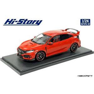 1/24 Honda CIVIC TYPE R (2017) フレームレッド【HS2405RE】 ハイストーリー