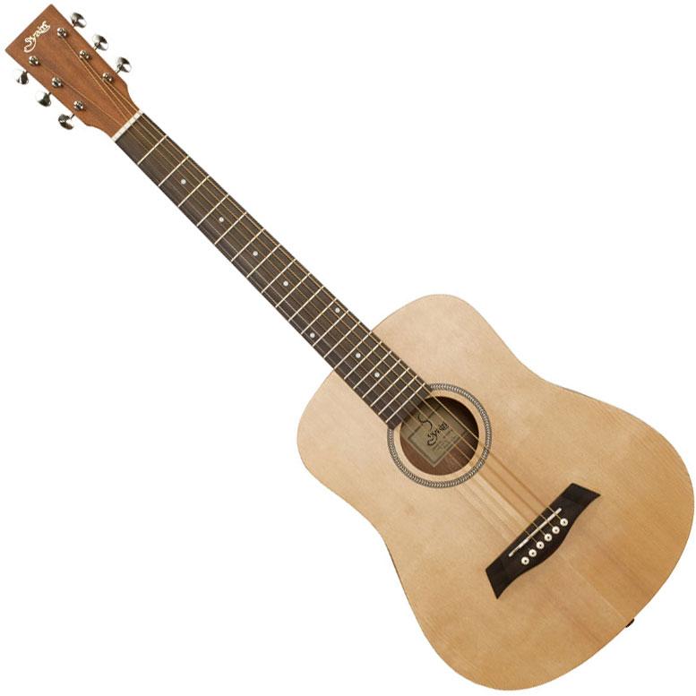 YM-02LH/NTL(S.C) S.Yairi(ヤイリ) ミニアコースティックギター(ナチュラル)左利きモデル Compact-Acoustic シリーズ