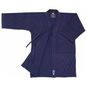 HYK-KOA25 九櫻 剣道衣 特上正藍二重織(5号)