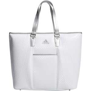 AD19SS XA210 WH アディダス ウィメンズ キルティングトートバッグ(ホワイト) adidas 19SS XA210-CL0409
