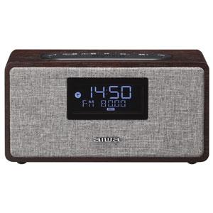 FR-BD20 アイワ Bluetoothスピーカー機能付き クロックFMラジオ aiwa BLUETOOTH SPEAKER WITH CLOCK & FM RADIO