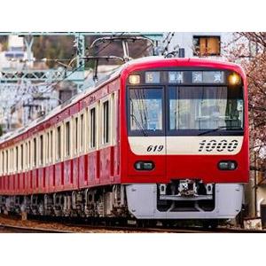[鉄道模型]グリーンマックス (Nゲージ) 30790 京急新1000形(17次車・1209編成)8両編成セット(動力付き)