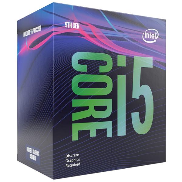 BX80684I59400F インテル Intel CPU Core i5 9400F BOX(Coffee Lake) ※内蔵グラフィック非搭載