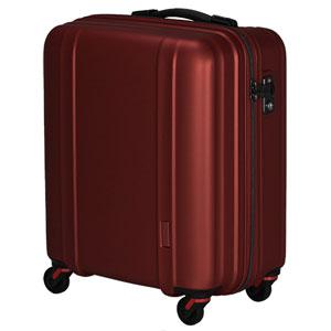ZER2088-46 MTWI シフレ 【メーカー直送のみ】スーツケース ファスナータイプ 42L(マットワイン) ZERO GRA(ゼログラ)