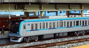 [鉄道模型]グリーンマックス (Nゲージ) 30281 東京メトロ15000系(第53編成・行先選択式) 増結用中間車6両セット(動力無し)