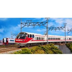 [鉄道模型]グリーンマックス (Nゲージ) 50614 名鉄1000/1200系パノラマsuper 1115編成(オリジナルカラー・B編成)6両編成セット(動力付き)