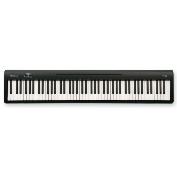 FP-10-BK ローランド 電子ピアノ Roland FPシリーズ ポータブル・ピアノ