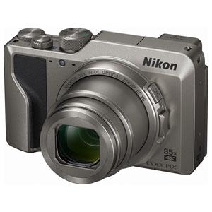 A1000SL ニコン デジタルカメラ「COOLPIX A1000」(シルバー)